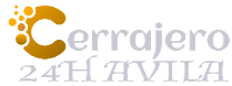 Cerrajero barato las 24horas en Avila Logo